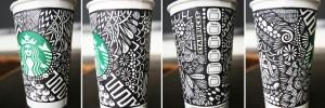 Starbucks visual marketing strategy