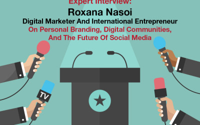 Marketing expert interview on personal branding, digital communities and the future of social media