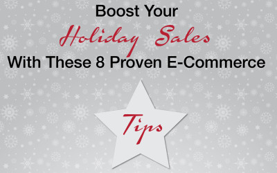 e-commerce tips for holiday sales