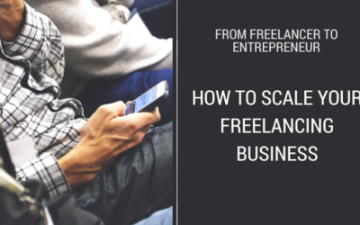 how to scale your freelancing business and make more profit