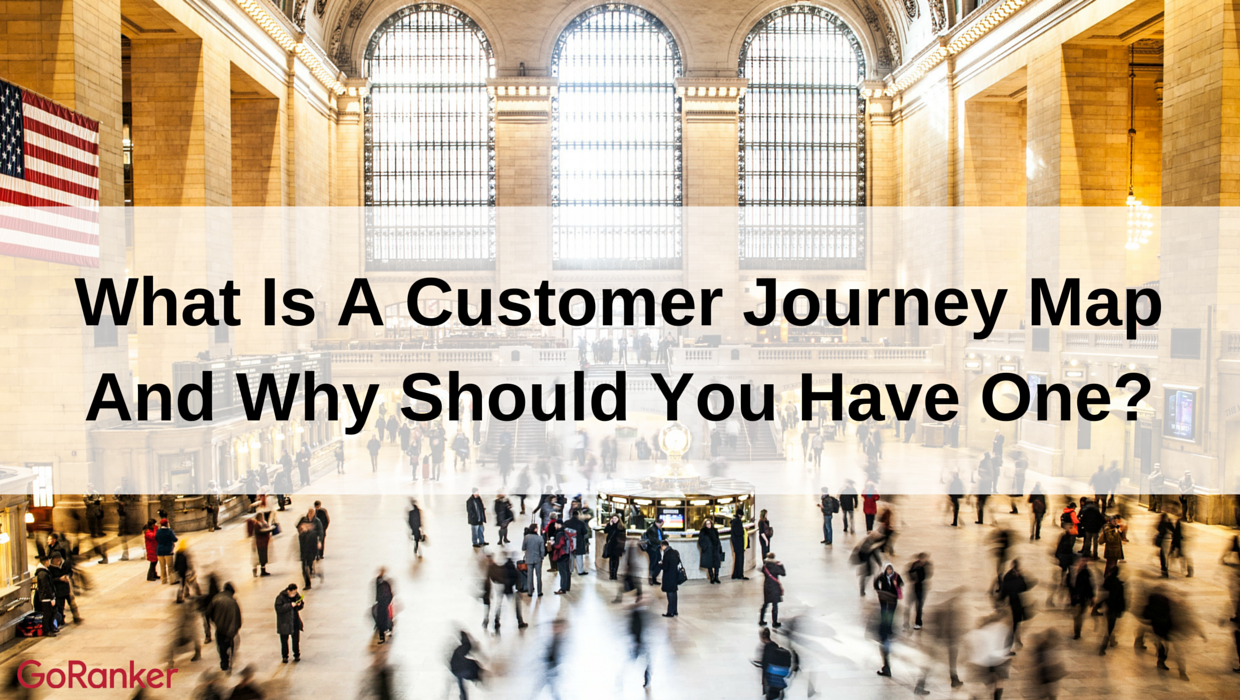 What Is A Customer Journey Map and Why Should You Have One?